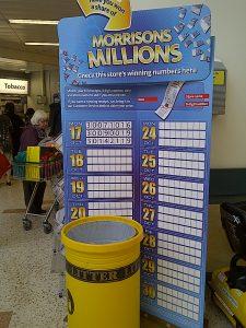 Morrisons Millions PoS