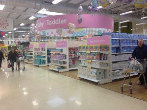 Tesco Baby&Toddler World - Salford