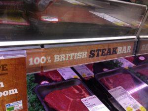 Steak Bar Morrisons