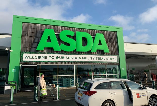 Plastic Reduction and Sustainability in Asda Middleton